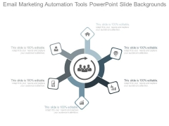 Email Marketing Automation Tools Powerpoint Slide Backgrounds