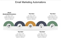 Email Marketing Automations Ppt PowerPoint Presentation Portfolio Rules Cpb