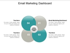 Email Marketing Dashboard Ppt PowerPoint Presentation Portfolio Templates Cpb