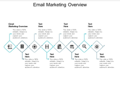 Email Marketing Overview Ppt PowerPoint Presentation Icon Sample Cpb