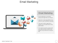 Email Marketing Ppt PowerPoint Presentation Example File