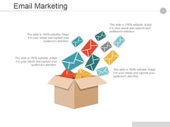 Email Marketing Ppt PowerPoint Presentation Professional Ideas