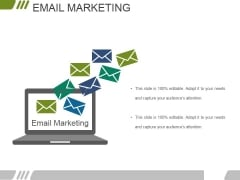 Email Marketing Ppt PowerPoint Presentation Slides Examples