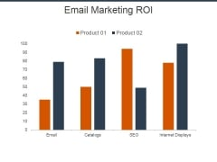 Email Marketing Roi Template 1 Ppt Powerpoint Presentation Outline Template