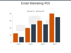 Email Marketing Roi Template 2 Ppt Powerpoint Presentation Icon Skills