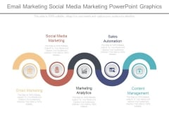 Email Marketing Social Media Marketing Powerpoint Graphics