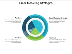Email Marketing Strategies Ppt PowerPoint Presentation Visual Aids Cpb