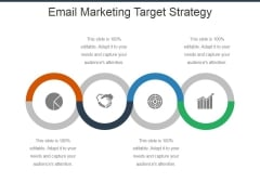 Email Marketing Target Strategy Ppt Powerpoint Presentation Infographic Template Slides