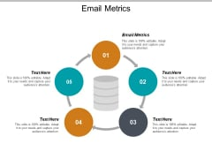 Email Metrics Ppt PowerPoint Presentation Summary Elements Cpb