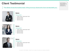 Email Security Encryption And Data Loss Prevention Client Testimonial Guidelines PDF