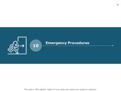 Emergency Procedures Business Ppt PowerPoint Presentation Portfolio Sample