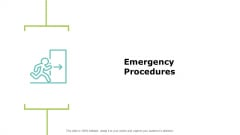 Emergency Procedures Strategy Ppt PowerPoint Presentation Pictures Brochure