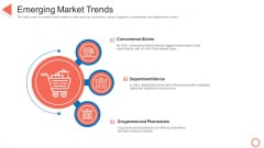 Emerging Market Trends STP Approaches In Retail Marketing Ppt Icon Microsoft PDF