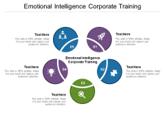 Emotional Intelligence Corporate Training Ppt PowerPoint Presentation Model Example Cpb Pdf