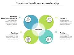 Emotional Intelligence Leadership Ppt PowerPoint Presentation Portfolio Example Introduction Cpb