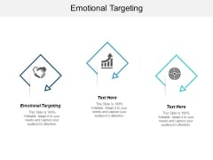 Emotional Targeting Ppt PowerPoint Presentation Summary Example Cpb
