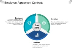 Employee Agreement Contract Ppt PowerPoint Presentation Summary Inspiration