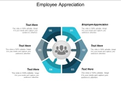 Employee Appreciation Ppt PowerPoint Presentation File Aids Cpb