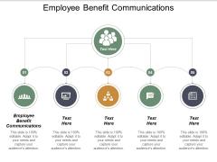 Employee Benefit Communications Ppt Powerpoint Presentation Gallery Smartart Cpb