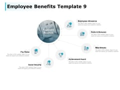 Employee Benefits Achievement Award Ppt PowerPoint Presentation Pictures Icons