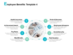 Employee Benefits Allowance Ppt PowerPoint Presentation Model Diagrams