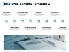 Employee Benefits Bonuses Ppt PowerPoint Presentation Inspiration Professional