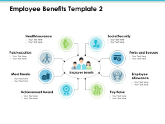 Employee Benefits Employee Value Proposition Ppt PowerPoint Presentation Visual Aids Infographic Template