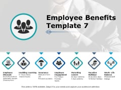 Employee Benefits Insurance Ppt PowerPoint Presentation Show Information