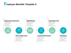 Employee Benefits Pay Raise Ppt PowerPoint Presentation Styles Introduction