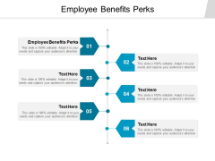 Employee Benefits Perks Ppt PowerPoint Presentation Infographics Format Cpb