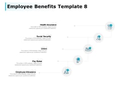 Employee Benefits Social Security Ppt PowerPoint Presentation Infographic Template Layouts