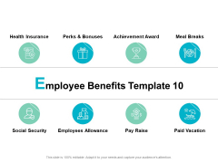 Employee Benefits Social Security Ppt PowerPoint Presentation Infographics Designs Download