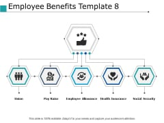 Employee Benefits Union Ppt PowerPoint Presentation Pictures Example File