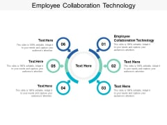 Employee Collaboration Technology Ppt PowerPoint Presentation Styles Tips Cpb