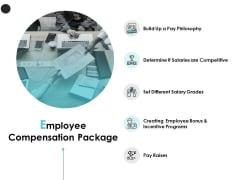 Employee Compensation Package Competitive Ppt PowerPoint Presentation Ideas Information