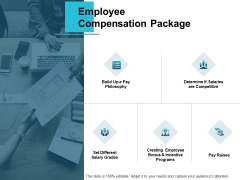 Employee Compensation Package Ppt PowerPoint Presentation Infographic Template Example File