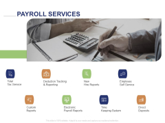 Employee Compensation Proposal Payroll Services Ppt Styles Graphics Template PDF