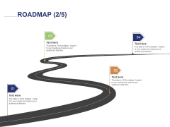 Employee Compensation Proposal Roadmap Four Stage Process Ppt Layouts Layouts PDF