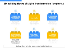 Employee Competency Matrix Six Building Blocks Of Digital Transformation Threats Ppt Styles Clipart PDF