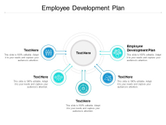 Employee Development Plan Ppt PowerPoint Presentation Show Background Designs Cpb
