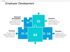 Employee Development Ppt PowerPoint Presentation Portfolio Clipart Cpb