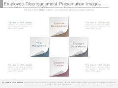 Employee Disengagement Presentation Images