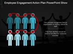 Employee Engagement Action Plan Ppt PowerPoint Presentation Clipart