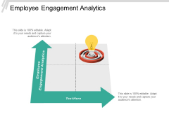 Employee Engagement Analytics Ppt PowerPoint Presentation Layouts Design Templates Cpb