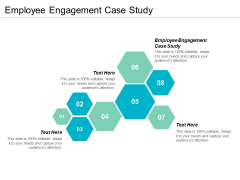 Employee Engagement Case Study Ppt PowerPoint Presentation Infographic Template Sample Cpb