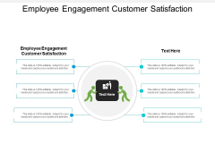Employee Engagement Customer Satisfaction Ppt PowerPoint Presentation Ideas Designs Cpb