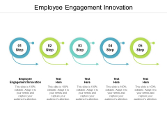 Employee Engagement Innovation Ppt PowerPoint Presentation Icon Templates Cpb