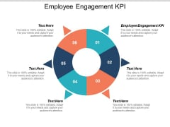 Employee Engagement KPI Ppt PowerPoint Presentation Infographics Graphics Download Cpb