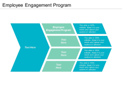 Employee Engagement Program Ppt PowerPoint Presentation Outline Graphic Tips Cpb