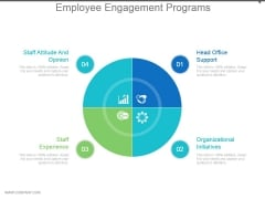 Employee Engagement Programs Powerpoint Slide Themes